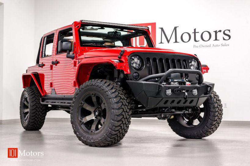 2015 Jeep Wrangler Unlimited Hardtop