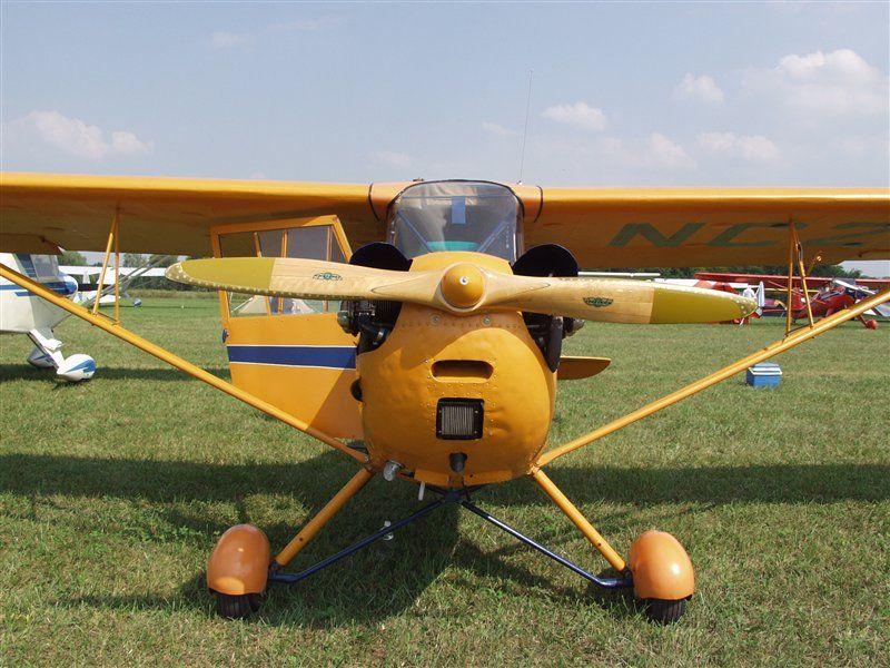 Aeronca 60TF Tandem Vintage aircraft, General aviation