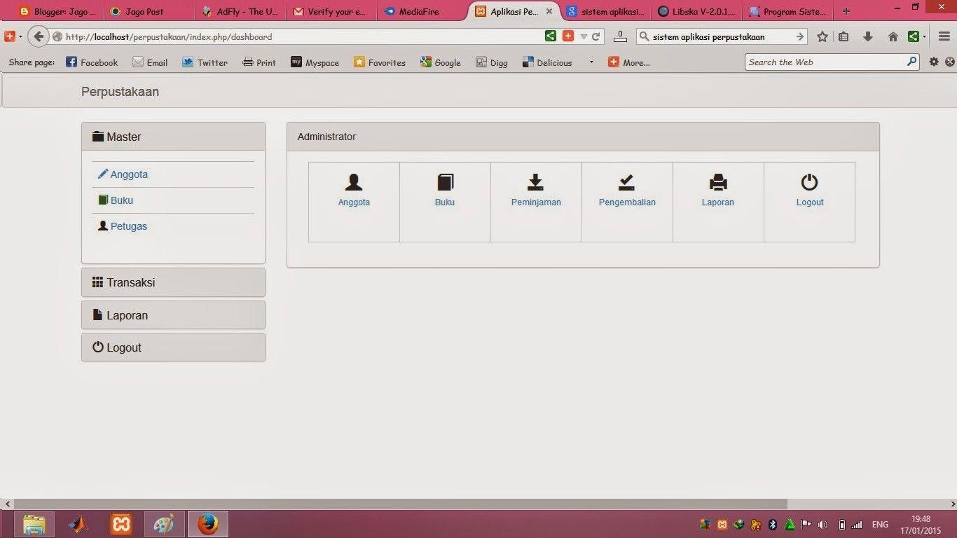 Download Source Code Sistem Informasi Akademik Siakad Berbasis Web Aplikasi Pengikut