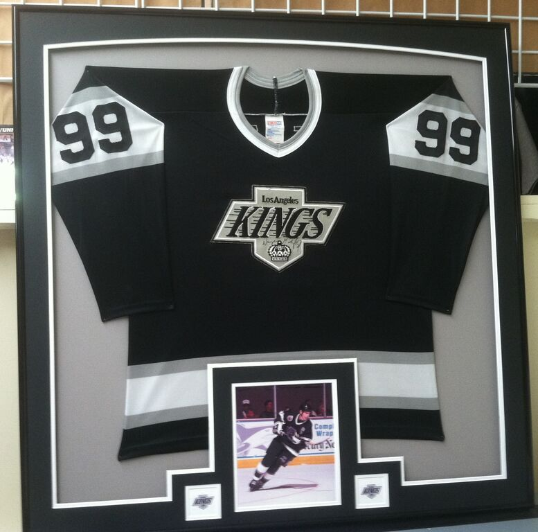 L.A. Kings | Framed Hockey Jerseys | Pinterest