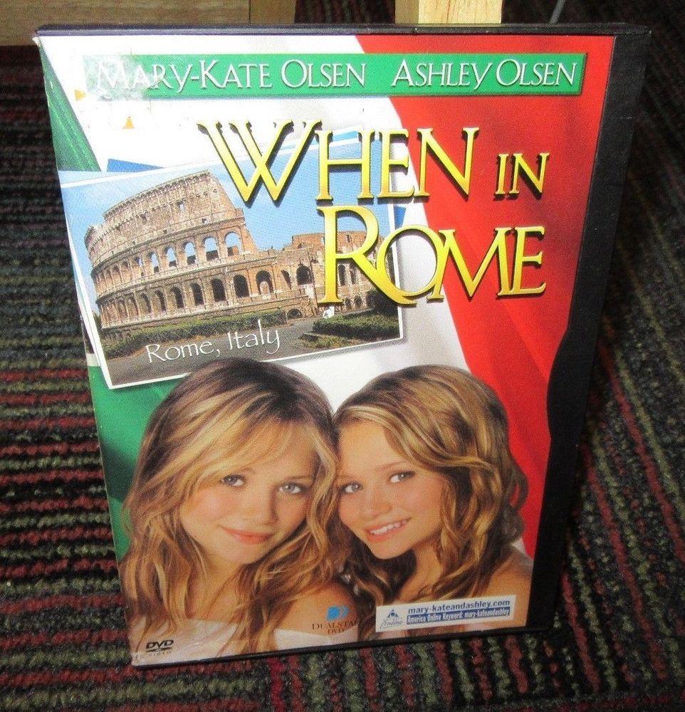 romance in rome movie