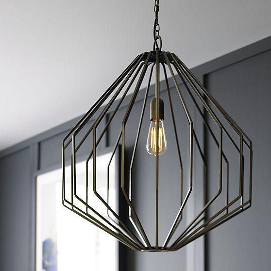 Union pendant in chandeliers pendants crate and barrel pendant lighting and chandeliers aloadofball Images