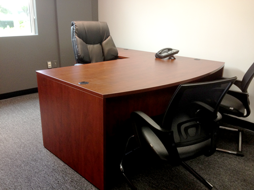 Just Done With Executive Office Table And Chairs Requested For Our Boca Raton Florida Project