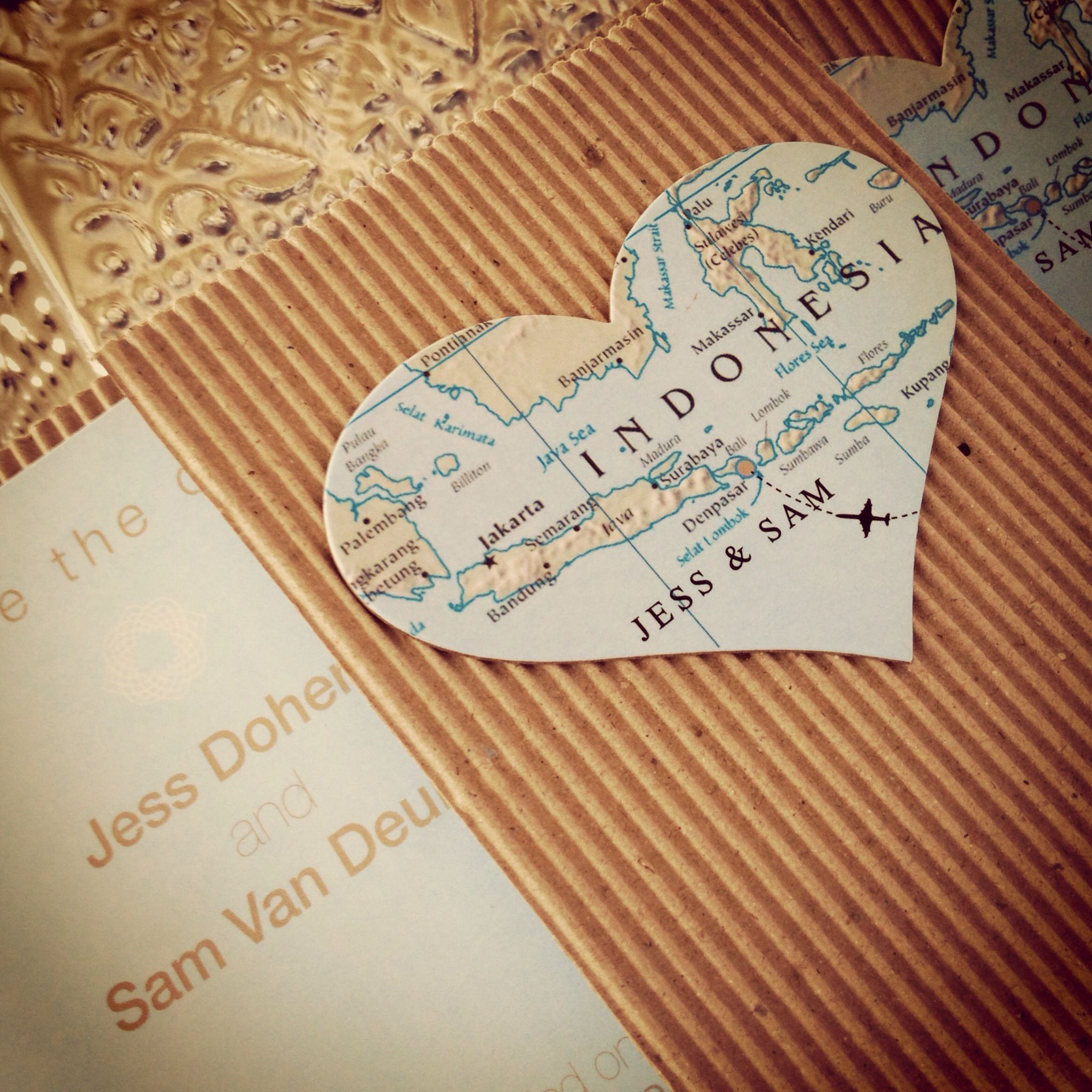 Save the date #wedding #invitation for a gorgeous couple getting ...
