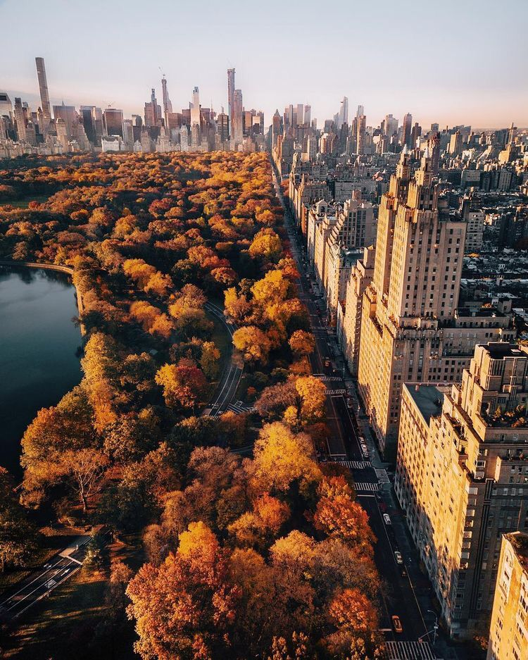 Michelle New York City Tours Beautiful Places City Aesthetic
