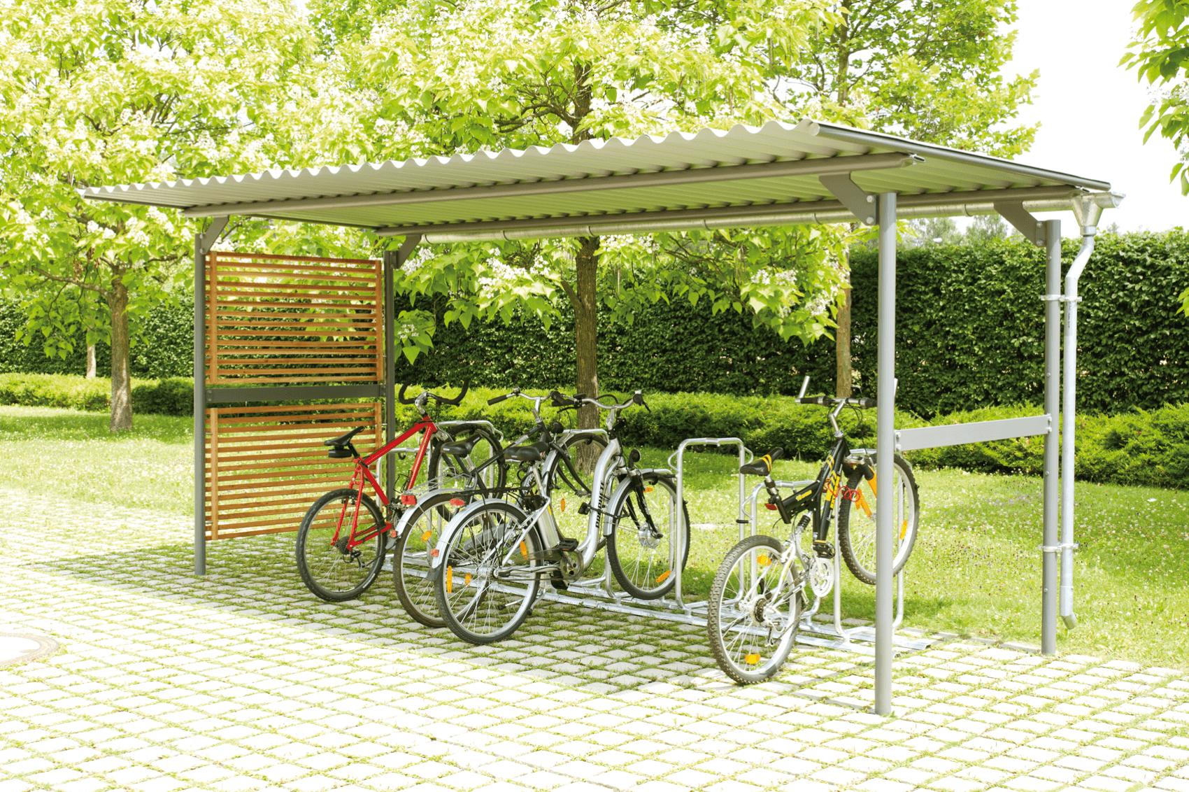 17 Fahrraduberdachung Holz Uberdachung Holz Selber Bauen Garten Zen Garten