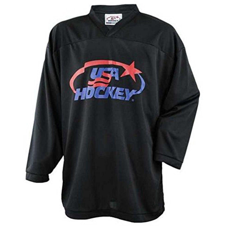 Usa Hockey Youth Practice Ice Hockey Jersey Mid Weight