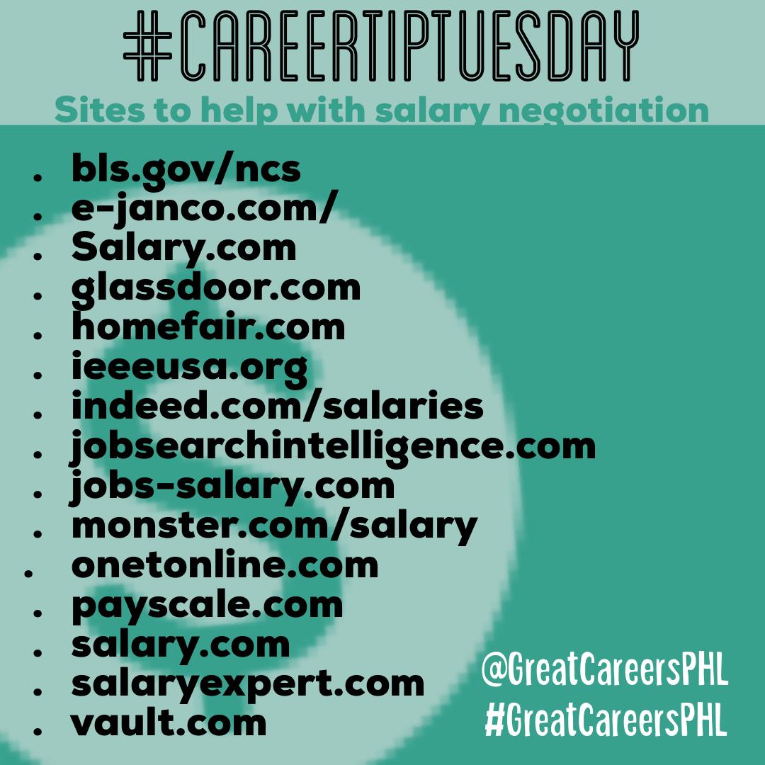 Great Salary Links Career Management Success Principles Career