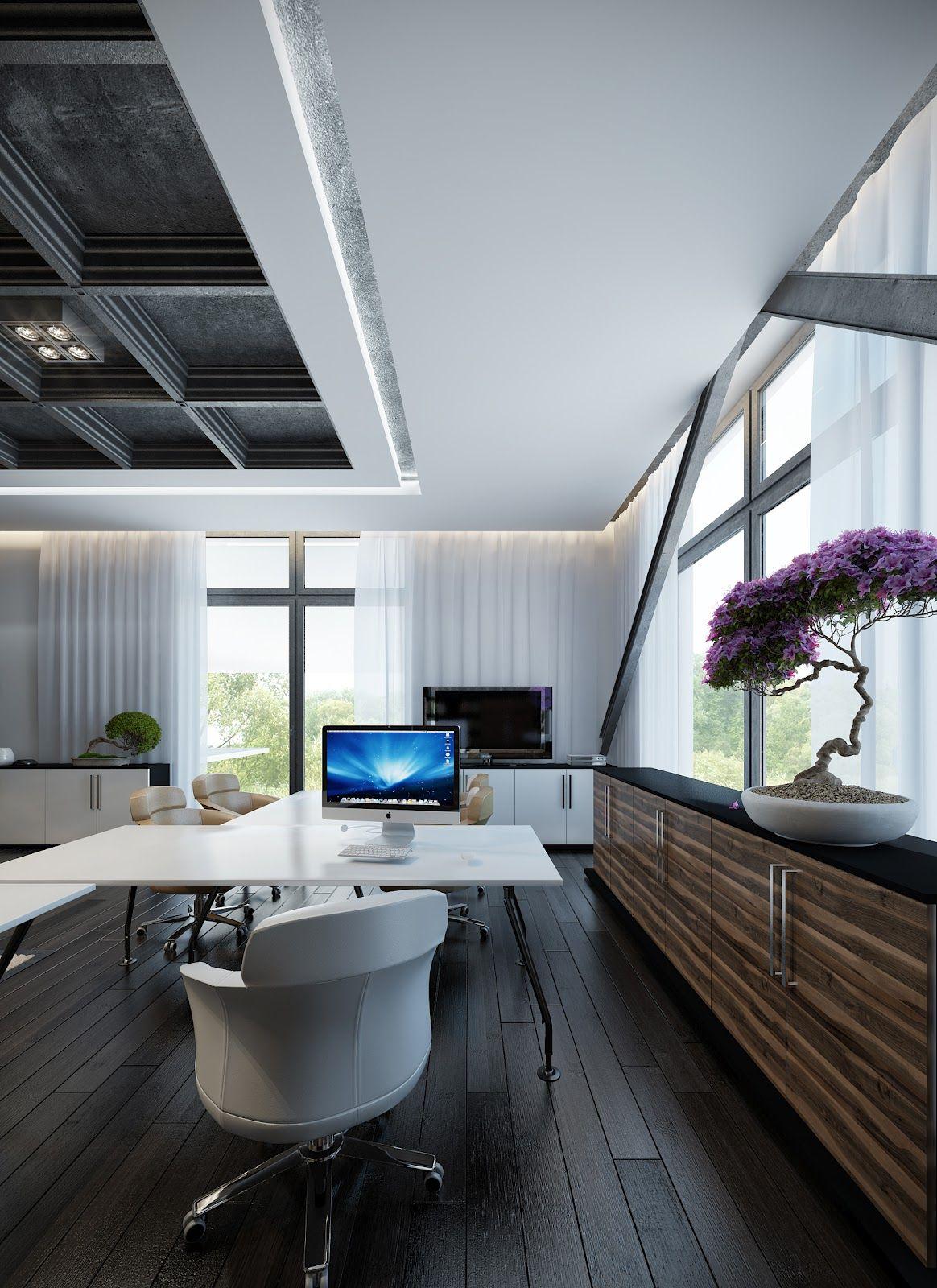 zen office design. 25 Contemporary Home Office You Are Guaranteed To Love Zen Design C