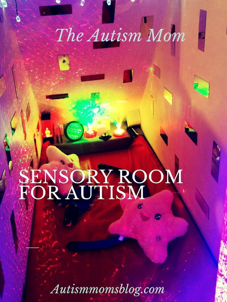 Sensory Integration Room Design: Sensory Room For Your Autistic Child