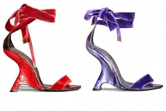 Spring/Summer 2012 Shoes Collection from Tom Ford