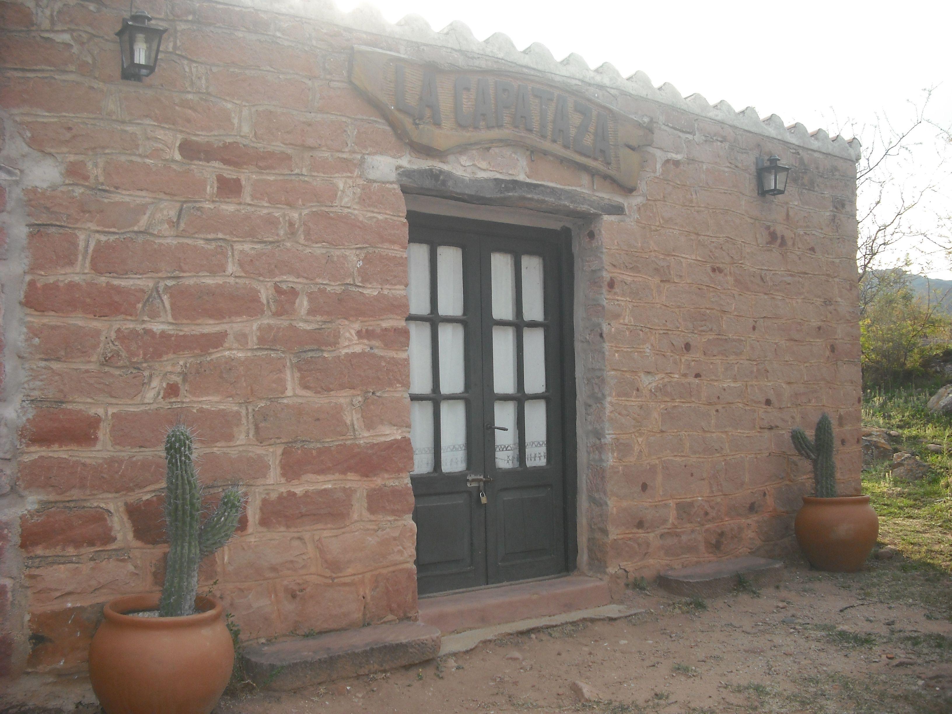 Casa de Atahualpa Yupanqui Cerro Colorado Argentina
