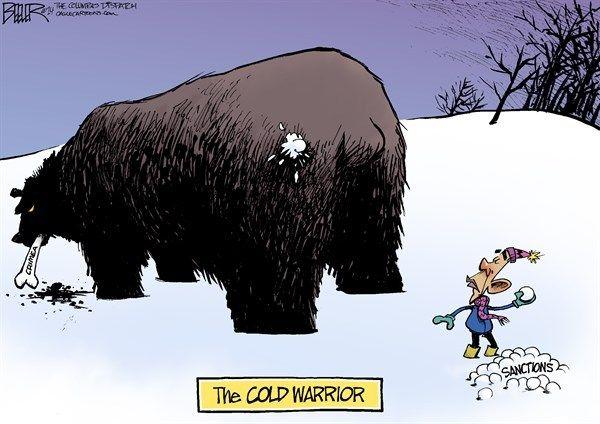 Obama Responds to Putin — The Patriot Post