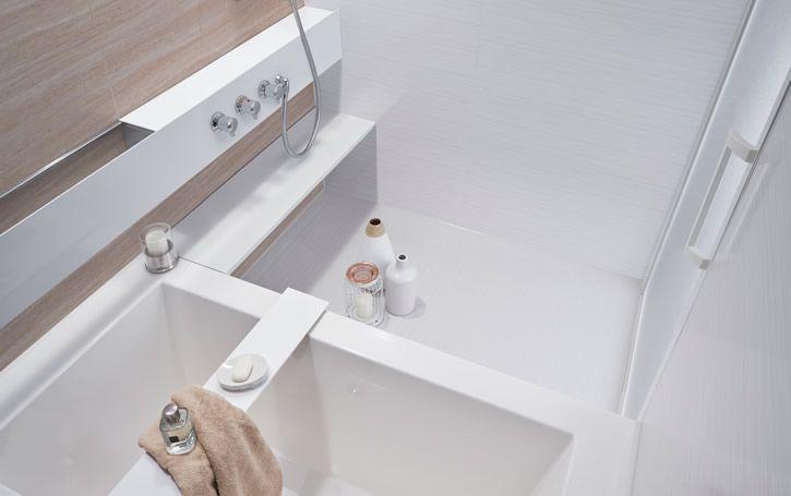 Orizzonte Oz シャワーユニット ユニットバス バスルーム