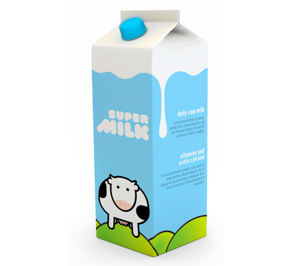 57 Milk Packaging Design Inspiration