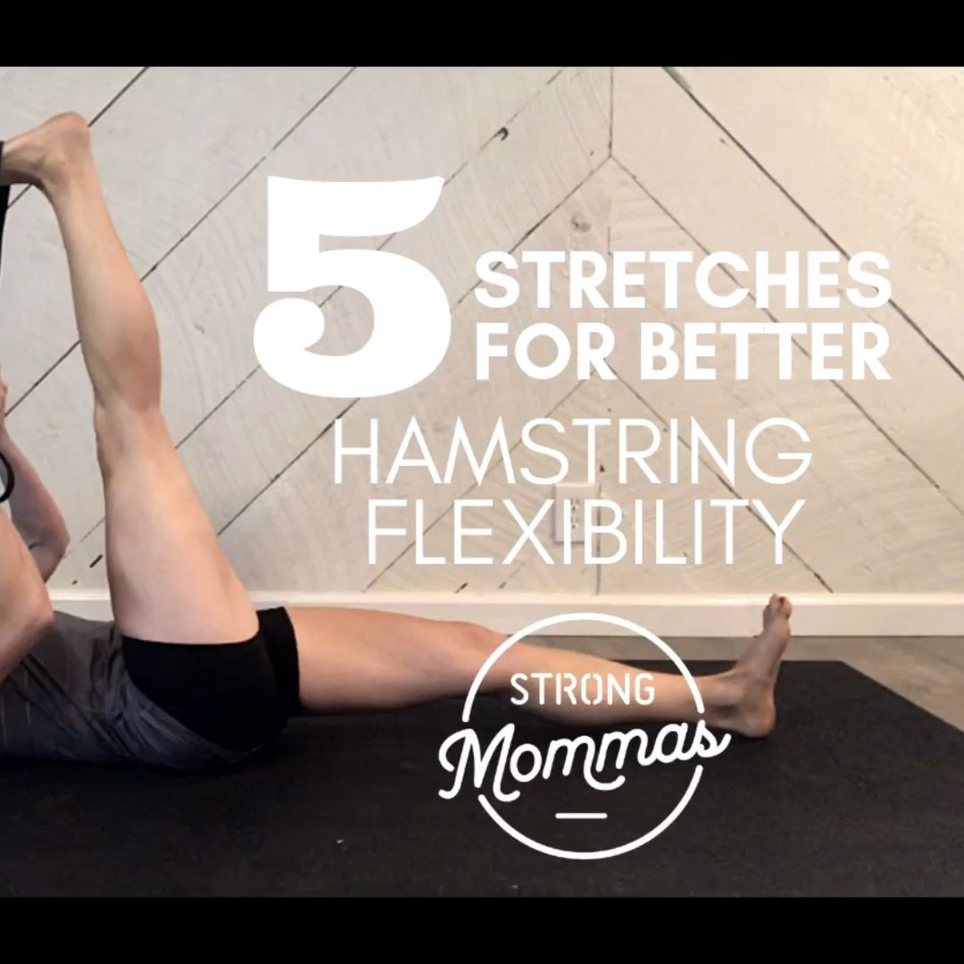Photo of Five Stretches for Better Hamstring Flexibility