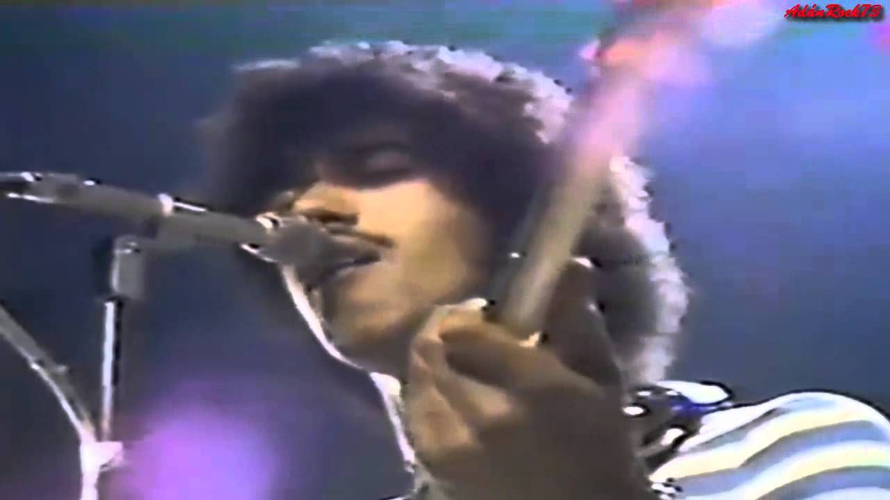 Thin Lizzy The Boys Are Back In Town Live 1976 My Dream Team My Dream Team Thin Lizzy Dream Team