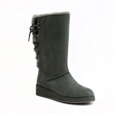 Towne By London Fog Womens Winter Boots