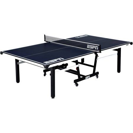 Exceptional Buy ESPN 2 Piece Table Tennis Table With Table Cover At Walmart.com