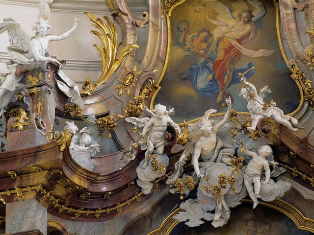 The baroque period in art history came directly after the for What is the baroque period