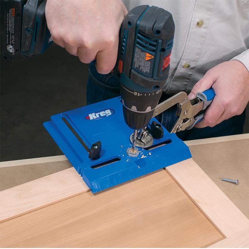 Hardware Jig Kreg tools, Woodworking