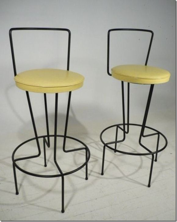 eBay Kitsch on the Blog - Vintage bar stools