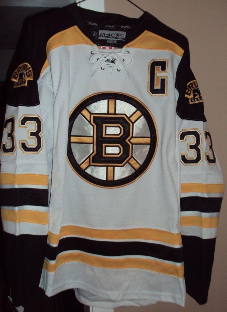 big sale e7418 c8a46 Boston Bruins Authentic Pro Reebok Edge 2.0 Away Zedeno ...