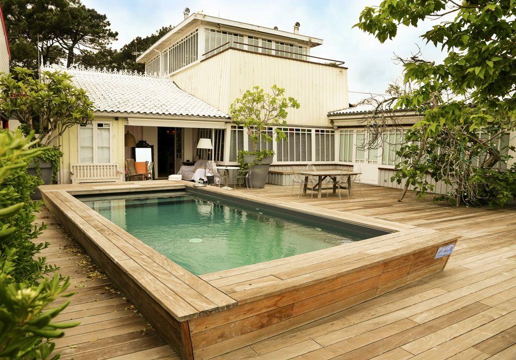 Maison du0027architecte en bois sur la Presquu0027île du Cap Ferret Le