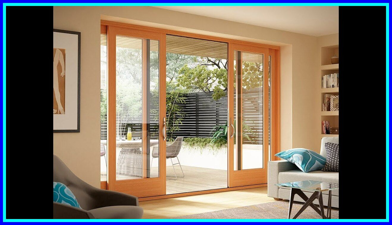 120 Reference Of Patio Door Glass In 2020 Sliding Doors Interior Interior Barn Doors Hinged Patio Doors