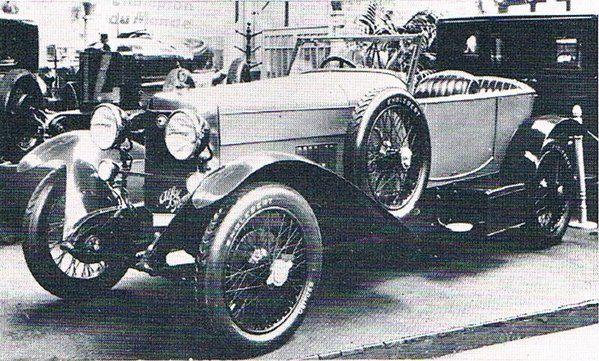 Zagato 1925 RL S