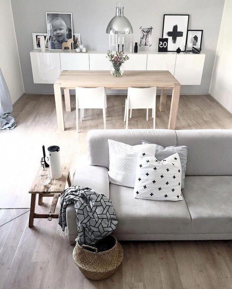 80+ Awesome Scandinavian Style Living Room Decor & Design