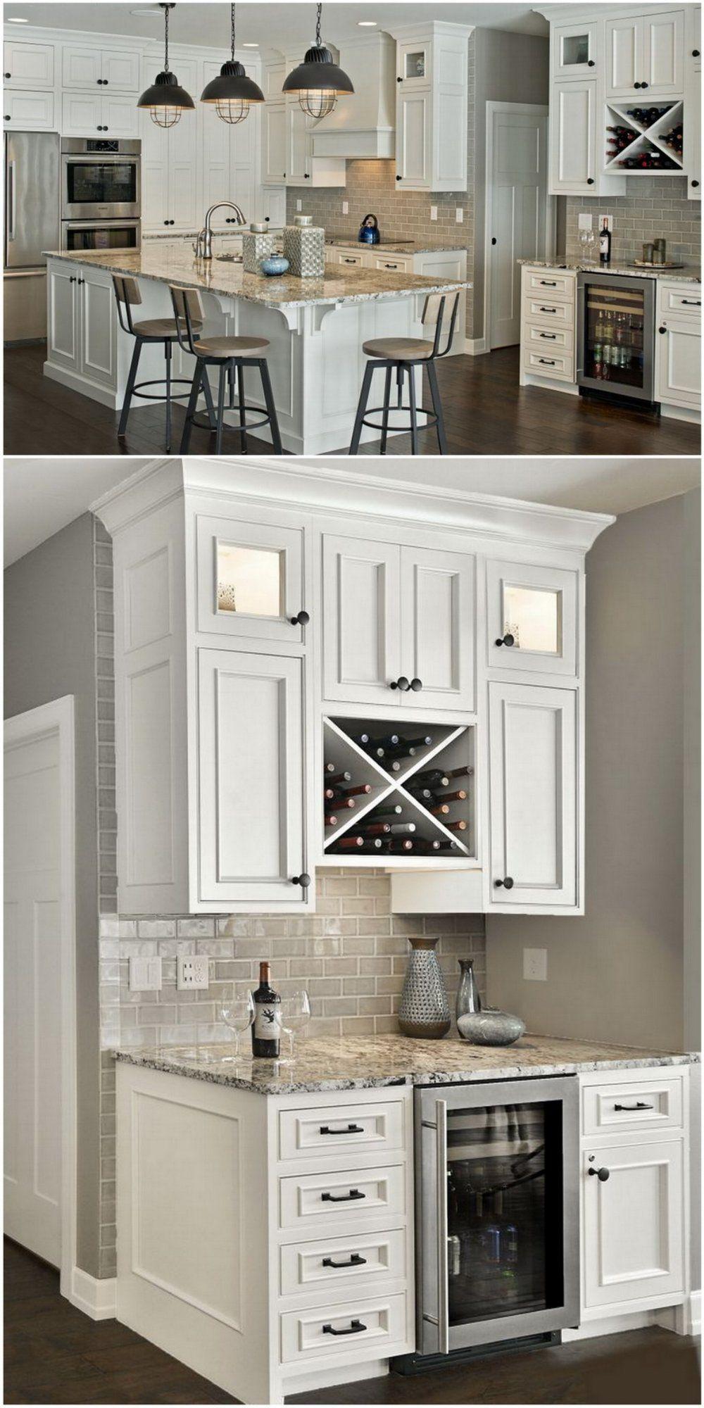 21 gorgeous + modern kitchen designs by dakota   kitchen must haves