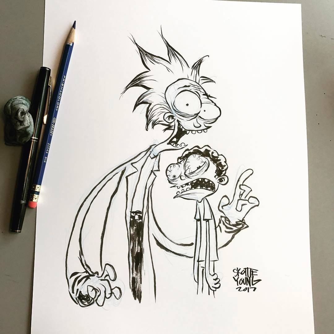 15 1k Likes 134 Comments Skottie Young Skottieyoung On