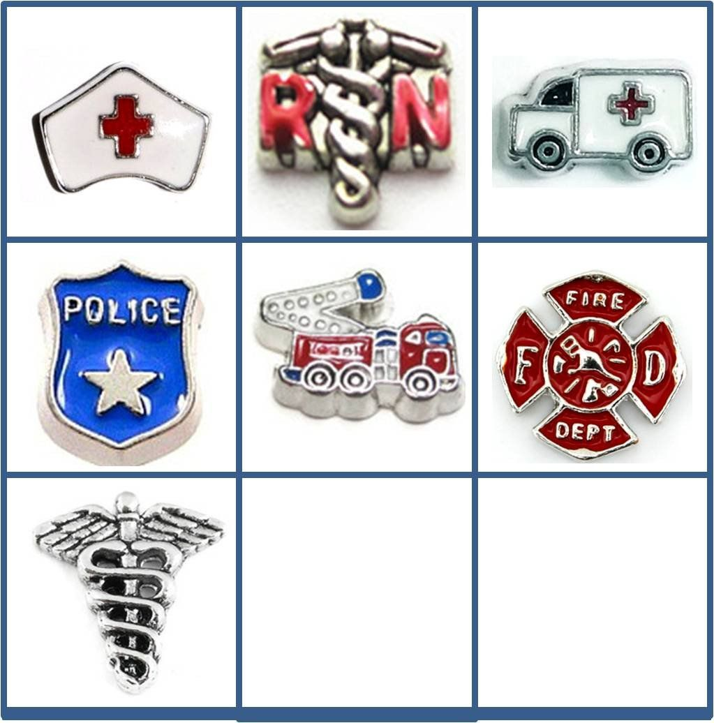 Occupational Medical Charms