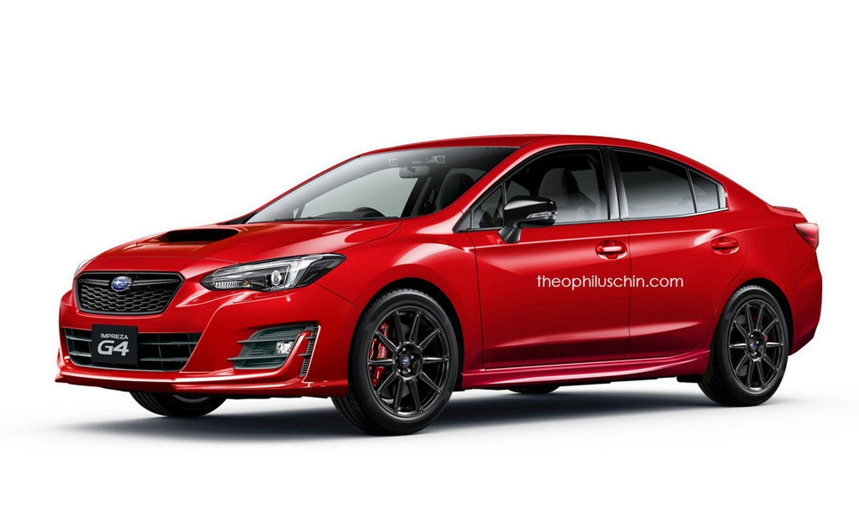 2020 Subaru Wrx Sti Redesign