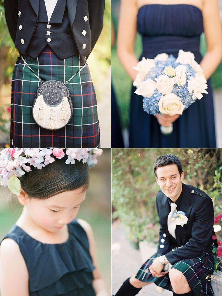 Thai Scottish wedding! Caroline Tran Photography