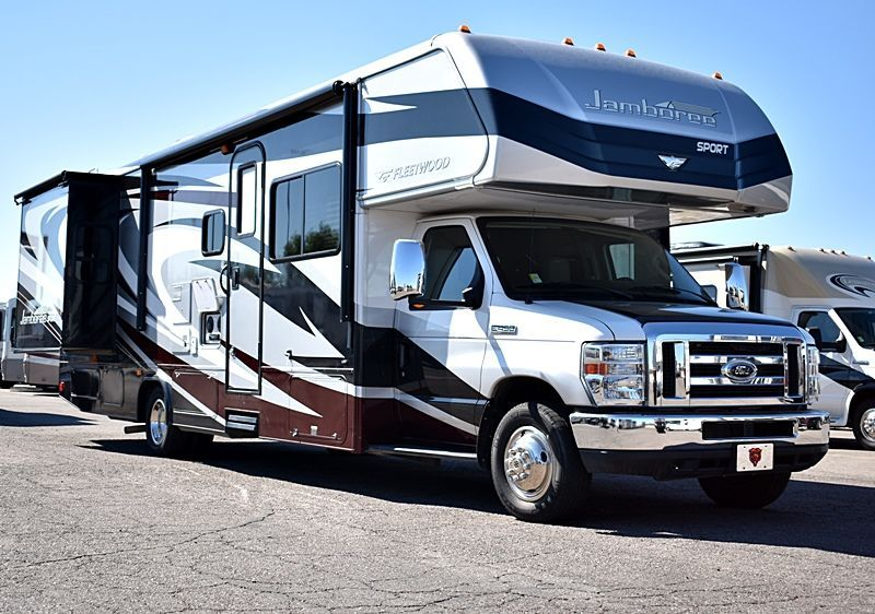 2017 Fleetwood Jamboree 30f Recreational Vehicles Rvs For Sale