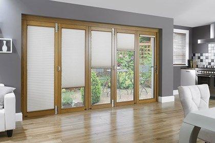 What Type Of Blinds For Bi Folding Doors? | Thomas Sanderson