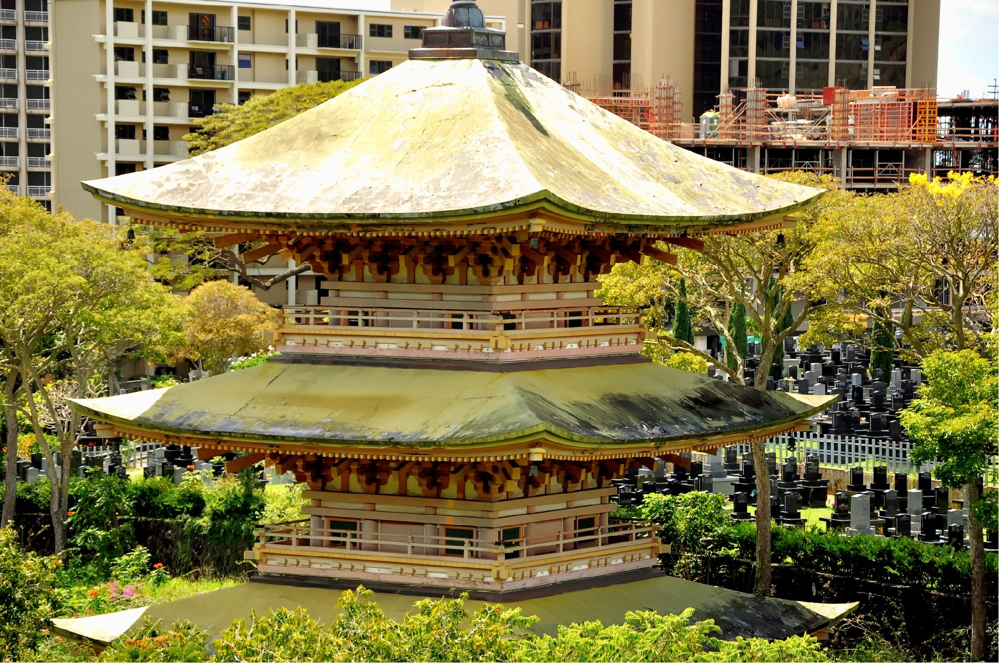Kyoto Garden, Honolulu