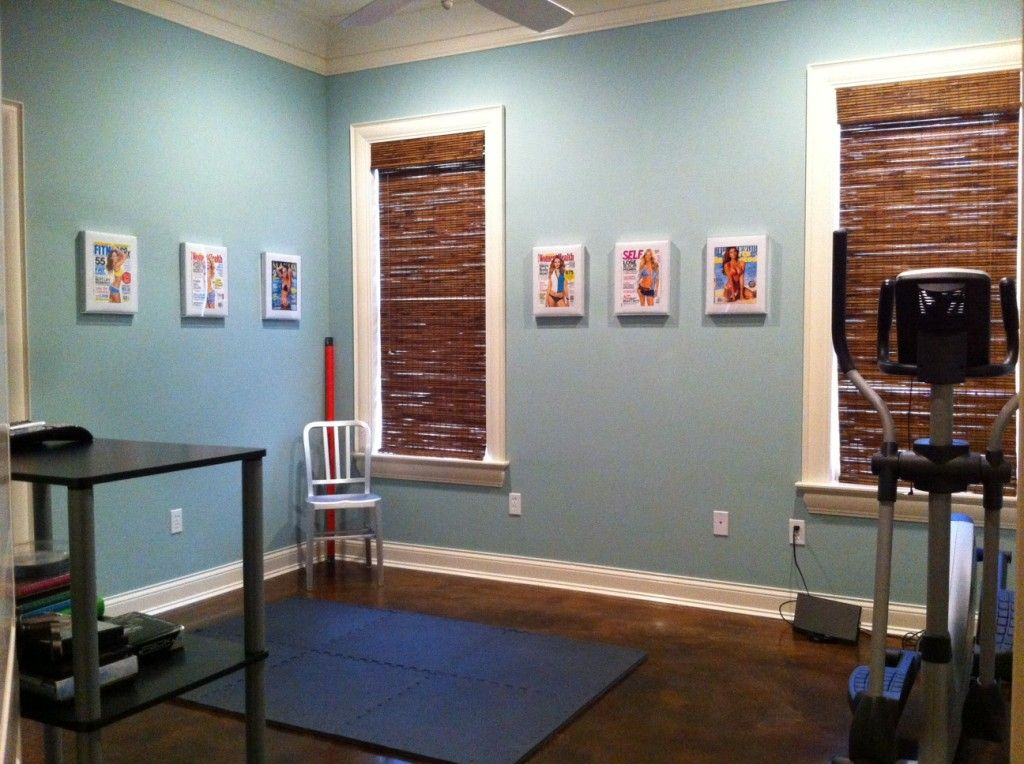 My home gym wall color for home gym for the home in at