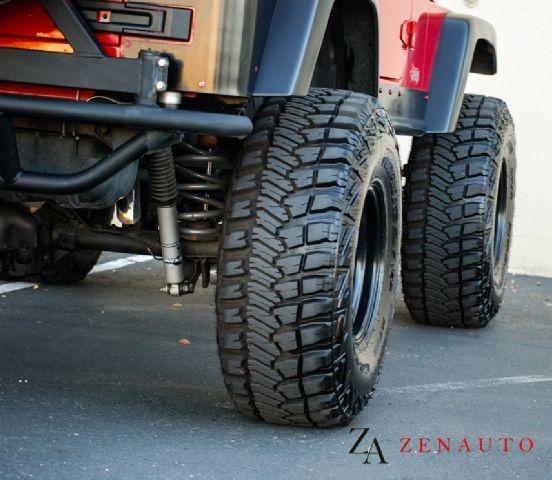2006 Jeep Wrangler Rubicon TJ Lifted Hardtop In Sacramento CA - ZEN AUTO SALES
