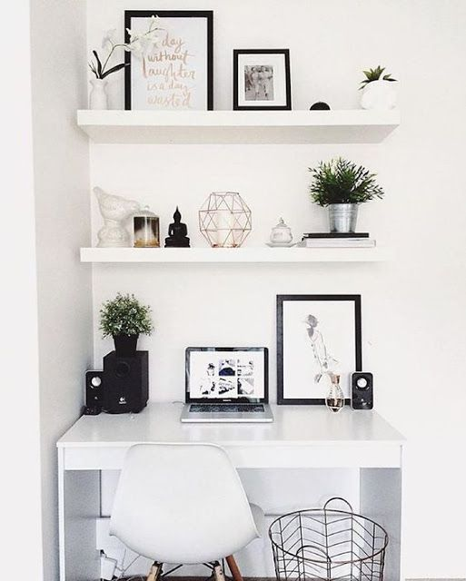 Desk Ideas For Small Bedrooms Part - 48: Pinterest
