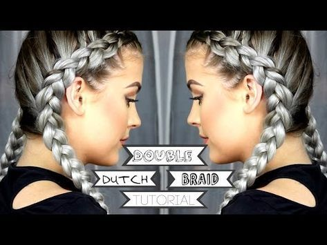 How To Dutch Braid Your Own Hair Step By Step For Beginners