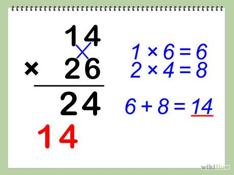 How To Multiply Using Vedic Math Math Methods Learning Math Learn Math Online