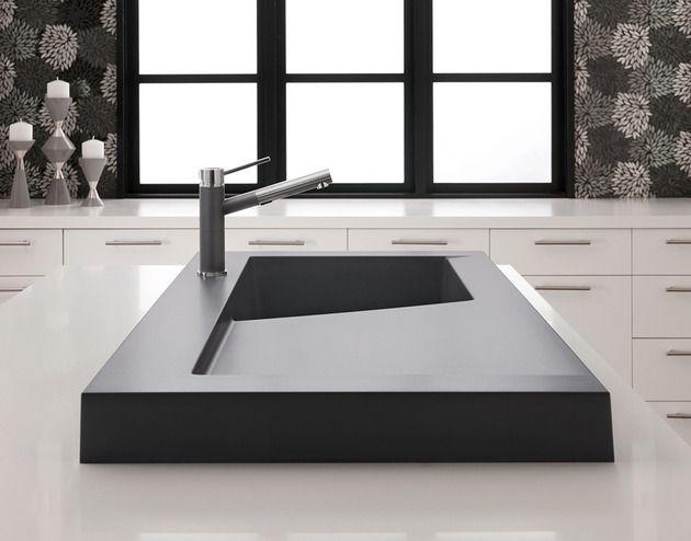 Die Granit Spüle Modex - Mit hohem Anspruch an Qualität und Design ...