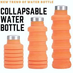 Great 👍 for carrying around with you each day, during activity, camping, etc...☝☝ #water #waterbottl...