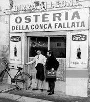 Cohi Ponzoni E Renato Pozzetto All Osteria Conca Fallata Negozi Vintage Fotografie D Epoca Concerti