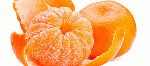 Dieta de la cascara de mandarina