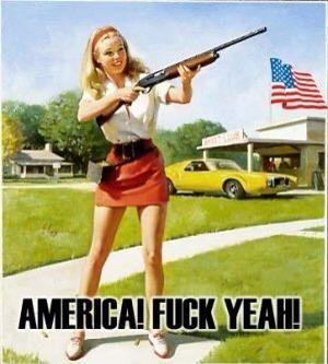 Amerka!