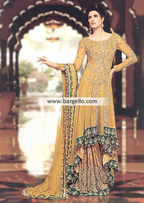 e81562564c Majestic Designer Dress for Special and Wedding Occasions Pakistani Lehenga Dresses  Norcross GA USA D5348 Bridal Wear